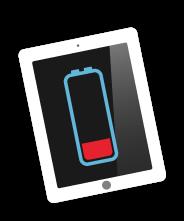 iPad battery problem